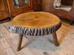 French Rustic Style Coffee Table