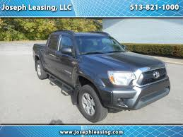 Used 2015 Toyota Tacoma For Sale In Cincinnati, OH 45241 Joseph ... Used 2008 Dodge Ram 1500 For Sale In Ccinnati Oh 245 Weinle Cars Louisville Columbus And Dayton Jeff Wyler Nissan Of New Dealer Find Recycled Auto Parts In Besslers U Pull 2006 Toyota Tundra 45241 Joseph Ford F150 Leasing Sales East Commercial Trucks Trailers Worldwide Equipment F250 Mccluskey Automotive Llc