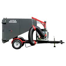 29HP 5 Yard Gravity Dump Self-Contained TruckLoader - Little Wonder