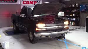 100 High Mileage Trucks 2001 Chevy Truck Twin Turbo Stock 200K Miles 53L Dynoed 620Hp YouTube