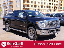 New 2018 Nissan Titan SL Crew Cab Pickup In Salt Lake City #1N80398 ...