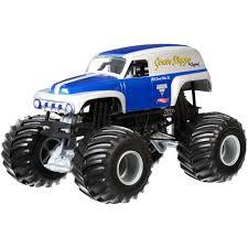 Hot Wheels Monster Jam Grave Digger The Legend Vehicle Toys Games ...