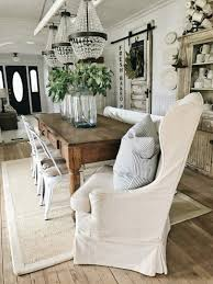 Inspiration For A Modern Farmhouse Dining Room