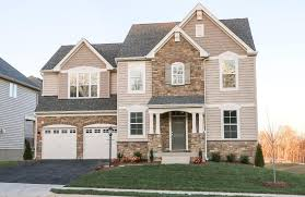 Drees Homes Floor Plans by Ainsley At Colonial Forge Single Family Homes Stafford Va