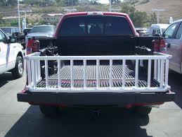 100 Truck Bed Ramp Readyramp Beam Compact Extender Silver Open On