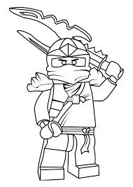 Ninjago Coloring Pages For Kids Printable Free