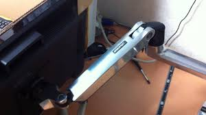 Lx Desk Mount Lcd Arm Manual by エルゴトロン Lx Desk Mount Lcd Arm 45 241 026のピタリ具合 Youtube