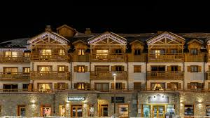 100 Residences At Forest Park Le Napolon Ski Apartment In Montgenvre CGH