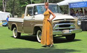 Jet-Age Pickup Trucks At Concours D'Elegance Of America ... Ih Trucks For Sale Scout Intertional Ihc Hoods Need Help With This R190 Snow Plow Truck Red 1954 Photos Harvester Pickup Classics For On Junkyard Find 1972 The Truth Fileold Truckjpg Wikimedia Commons 73 1700 With A 700hp Engine Is One Hellcat Of Navistar Tractor Cstruction Plant Wiki Jetage Pickup Trucks At Concours Delegance America