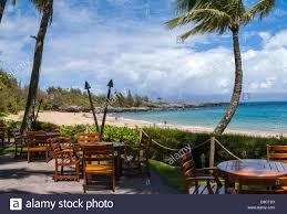 100 The Beach House Maui Kapalua Ritz Carlton Stock Photos Kapalua Ritz Carlton Stock