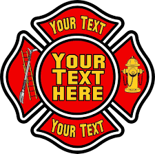 Custom FIRE Fighter Department DECAL STICKER Maltese Cross Decal ... Fire Station Cartoon Fighting Helmet Truck Siren Fireman Wall Decals Gutesleben Fire Svg Clipart Firefighter Decor Decal Shirt Scrapbook Amazoncom Firetrucks And Refighters Giant Stickers Removable Truck Wall Sticker Decals Code 3 Nursery Refighting Vinyl 6472 Custom Car Window Marshalls Decal Shop Fathead For Paw Patrol Decor 6 Awesome Police Emergency Archives Tko Graphix Pouch Puzzle Mudpuppy