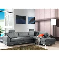 canapé d angle de qualité canape d angle de qualite canapac dangle en tissu gris louva canape