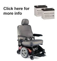 invacare pronto m94 power wheelchair batteries sp12 55