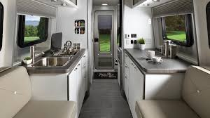 100 Inside An Airstream Trailer Nest Travel S Luxury Fiberglass