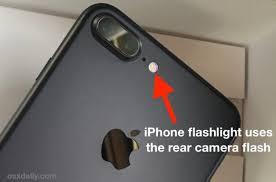 Use the iPhone Flashlight & Adjust Flashlight Brightness