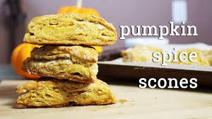 Pumpkin Scone Starbucks 2015 by Pumpkin Spice Scones Vegan Recipe By Mary U0027s Test Kitchen Youtube