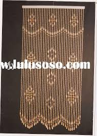 Bamboo Beaded Door Curtains Australia by Wooden Curtain Door U0026 Amazing Wood Curtains Window Designs With