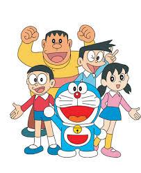 Doraemon 11 Coloring Pages