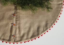 72 Inch Christmas Tree Skirts by What U0027s Your Holiday Decorating Style Etsy Journal