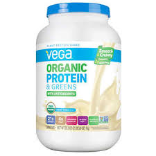 Vega Organic Protein Powder Vanilla 353oz