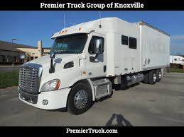 2014 Used Freightliner Cascadia Expeditor/Reefer At Premier Truck ...