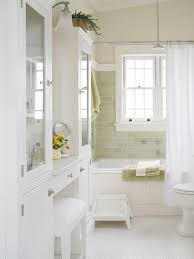 create a cottage style bathroom