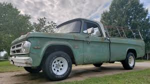1970 Dodge D100 August 2018 Update - YouTube Sweptline Crew Cab Top Car Designs 2019 20 Dodge Canada File 1952 Truck Wikimedia Mons Auto Super 1975 Loadstar 1600 And 1970s Van In Coahoma Texas 1970 Wiring Diagrams Circuit Diagram Symbols Dodge A100 Truck Rare 318 V8 727 Auto California Cummins Swap Power Wagon 8lug Diesel Trucks Made Expert Bangshift D100 Is Built As Red Coe Overengine The Trailer Its Pulling My The Htramck Registry Service Hlights Junkyard Find 1968 Adventurer Pickup Truth About Cars Smart