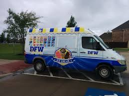 Dallas Ice Cream Trucks | Fort Worth Ice Cream Trucks
