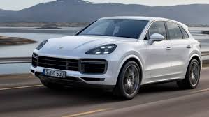 Porsche Unveils 2018 Cayenne Turbo As World's Fastest SUV | Stuff.co.nz