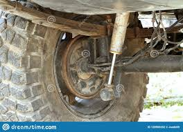 100 Truck Suspension Rear Suspension Of A Truck Stock Photo Image Of Offroad 128950202