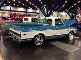 1972 Chevy Pickup Keeps On Truckin' | Chevy Pickup Trucks, Chevy ...