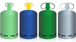 bouteilles de gaz propane et butane 5 kg 6 kg 13 kg et 35 kg