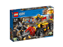 LEGO CITY - MINING HEAVY DRILLER - Uncle Pete's Toys Lego City Cargo Terminal 60169 Toy At Mighty Ape Nz Lego Monster Truck 60180 1499 Brickset Set Guide And Database Amazoncom City With 3 Minifigures Forklift Snakes Apocafied I Wasnt Able To Get Up B Flickr Jangbricks Reviews Mocs 2017 Lepin 02008 The Same 60052 959pcs Series Train Great Vehicles Heavy Transport 60183 Walmart Ox Tenwheeled Diesel Mk Xxiii By Rraillery On Deviantart 60020 Speed Build Youtube Hobby Warehouse