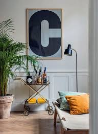 Design Attractor Swedish Apartment With A Touch Of Eclectic Decor