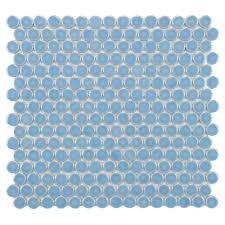 merola tile hudson light blue 12 in x 12 5 8 in x 5