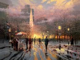 Thomas Kinkade Christmas Tree For Sale by 216 Best Thomas Kinkade Artist Peintre Images On Pinterest