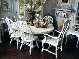 Best Paint For Dining Room Table Painted