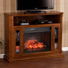Decor Flame Infrared Electric Stove by Infrared Electric Fireplace Tv Stand