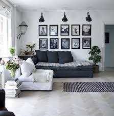 wandgestaltung mit bildern im wohnzimmer 25 ideen bildern