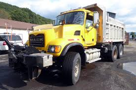 100 What Is A Tandem Truck 2004 Mack CV713 Xle Dump For Sale By Rthur Trovei