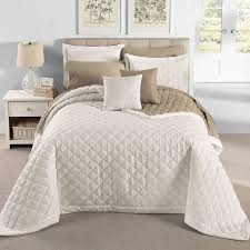 Amusing Reversible Quilted Bedspreads With Upholstered Headboard And Table Lamp Beautiful For Bedding Ideas