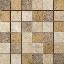 emser tile toledo 2 x 2 13 x 13 ceramic mosaic tile in blend
