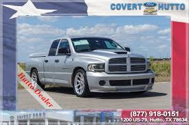100 Dodge Srt 10 Truck For Sale Austin Used Ram SRT QUAD CAB 4X2 SRT 2005 Ram SRT