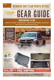Cabelas Weathertech Floor Mats by Kmart Hunting Guide November 6 December 3 2016 Http Www