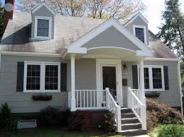 Simple Cape Code Style Homes Ideas Photo by Cape Cod Front Portico Porch Design Architecture Residential