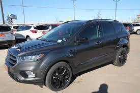 New 2019 Ford Escape SE Buda TX - Austin Tx - Truck City Ford