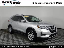 100 West Herr Used Trucks 2018 Nissan Rogue For Sale Rochester NY