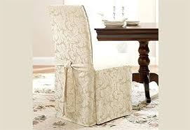 Dining Room Chair Slip Covers View Details A Graceful Pattern Rich Color Slipcovers