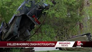 100 Stoughton Trucking Two Killed In Horrific Crash In