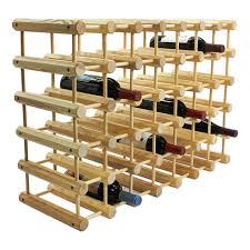 Modular Wine Rack 40 Bottle Capacity